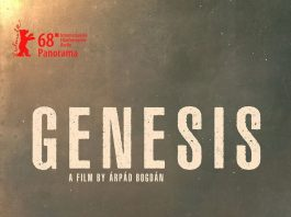 "Poster for the movie ""Genesis"""