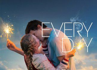 "Poster for the movie ""Every Day"""