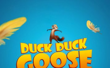 "Poster for the movie ""Duck Duck Goose"""