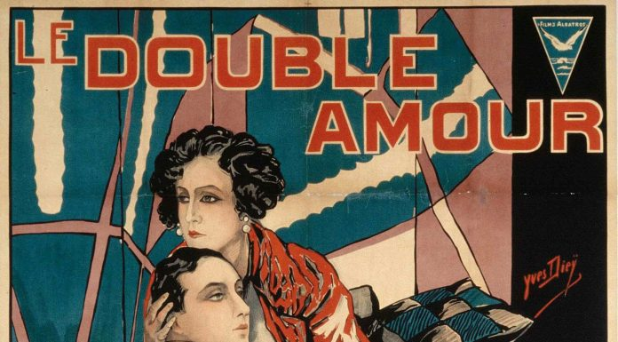 "Poster for the movie ""Double Love"""