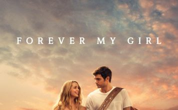 """Poster for the movie """"Forever My Girl"""""""