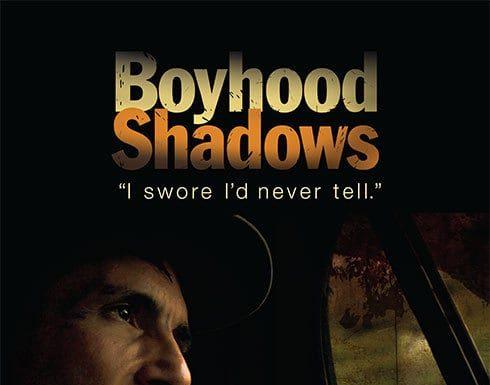"Poster for the movie ""Boyhood Shadows"""