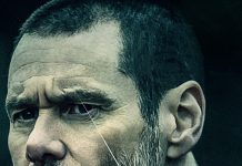 "Poster for the movie ""Dark Crimes"""
