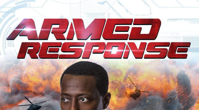 """Poster for the movie """"Armed Response"""""""