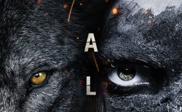 "Poster for the movie ""Alpha"""