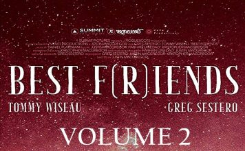 "Poster for the movie ""Best F(r)iends: Volume Two"""
