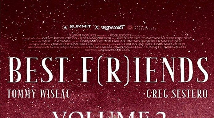 """Poster for the movie """"Best F(r)iends: Volume Two"""""""