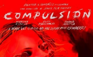 "Poster for the movie ""Compulsión"""