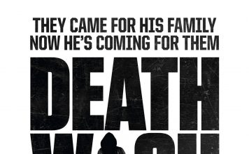 """Poster for the movie """"Death Wish"""""""