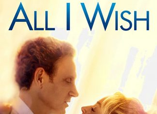 "Poster for the movie ""All I Wish"""