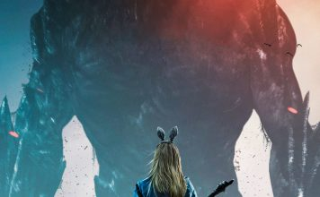 "Poster for the movie ""I Kill Giants"""