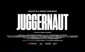 "Poster for the movie ""Juggernaut"""