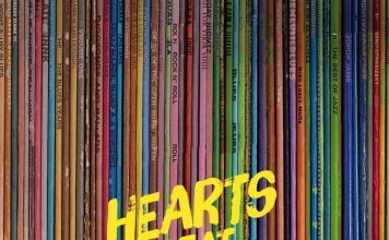 "Poster for the movie ""Hearts Beat Loud"""